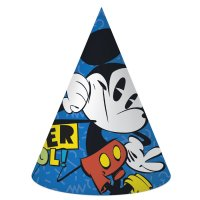 Contient : 1 x 6 Chapeaux Mickey Super Cool