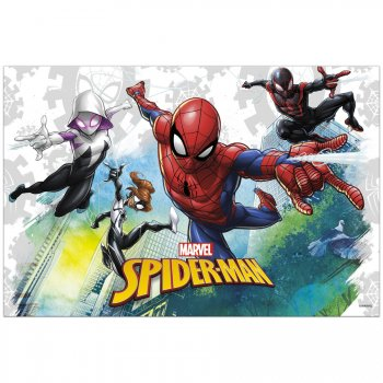 Nappe Spiderman Team