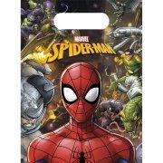 6 Pochettes Cadeaux Spiderman Team