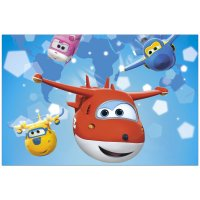 Contient : 1 x Nappe Super Wings