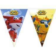 Guirlande Fanions Super Wings