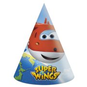6 Chapeaux Super Wings