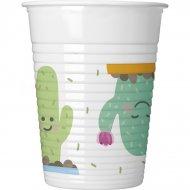 8 Gobelets Cactus Kawaïï