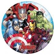 8 Petites Assiettes Avengers