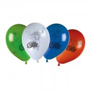 8 Ballons Avengers