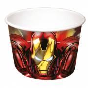 8 Pots à Glace Iron Man Avengers