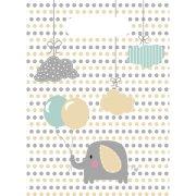 6 Pochettes Cadeaux Elephant Baby