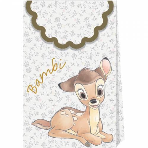 6 Boîtes Cadeaux Bambi