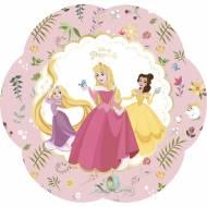 4 Assiettes Princesses Disney Chic