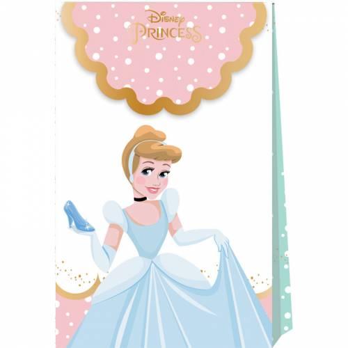 6 Sacs Cadeaux Princesses Disney Chic