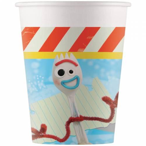 8 Gobelets Toy Story 4