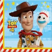 20 Serviettes Toy Story 4