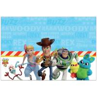 Contient : 1 x Nappe Toy Story 4