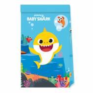 4 Pochettes Cadeaux Baby Shark