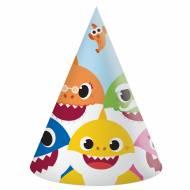6 Chapeaux Baby Shark