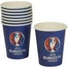 8 Gobelets Euro 2016