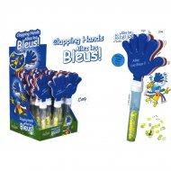 Clapping + Bonbons Allez les Bleus