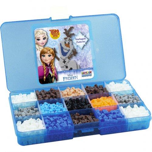 Coffret Perles à Repasser Reine des Neiges