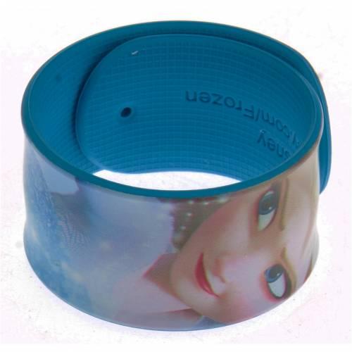 1 Bracelet Slap Snap Reine des Neiges