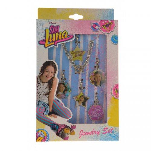 Set Bracelet Soy Luna 5 Charms