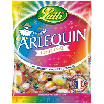 Bonbons Arlequin Lutti (100 g)
