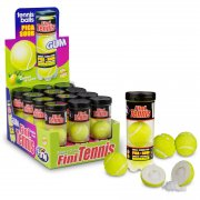 1 Tube 3 Bubble Balle de Tennis