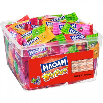 1 Bonbon Maoam Stripes Haribo