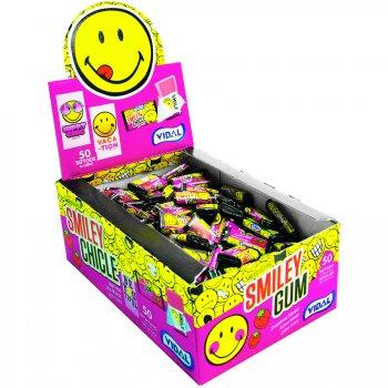 1 Smiley-Gum + Tattoo