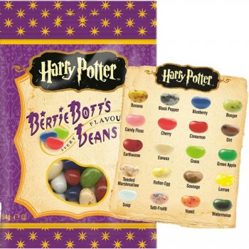 Bonbons Jelly Bertie Bott s Harry Potter