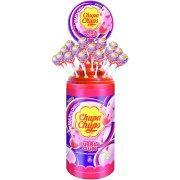 Grosse Sucette Chupa Chups Bubble Gum Cerise