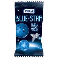 1 Bubble-gum Blue Star (Langue Bleue)