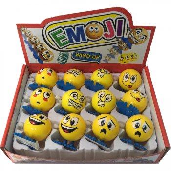 1 Figurine Emoji à rétrofiction