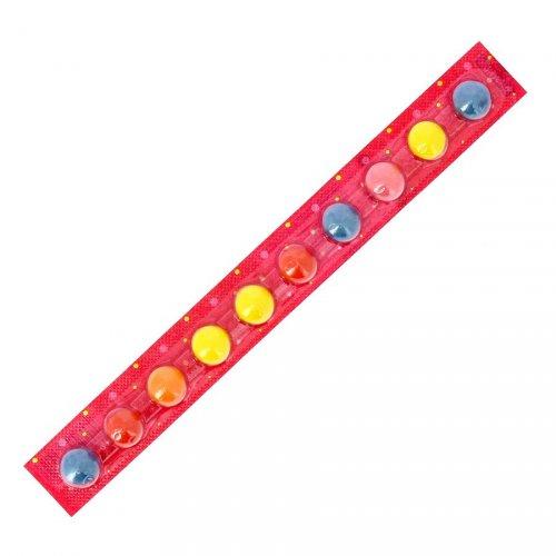 10 Billes Chewing Gum Super 10