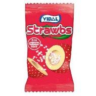Bubble Gum Strawbs Fraise