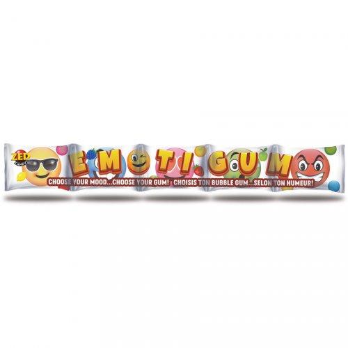 5 Bubbles Gums Emojis (22 g)