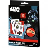 Set 56 Tatouages Star Wars