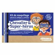 Kit Maquillage 3 Couleurs Chevalier & Super Héros BIO