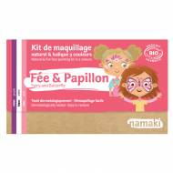 Kit Maquillage 3 Couleurs Fée & Papillon BIO