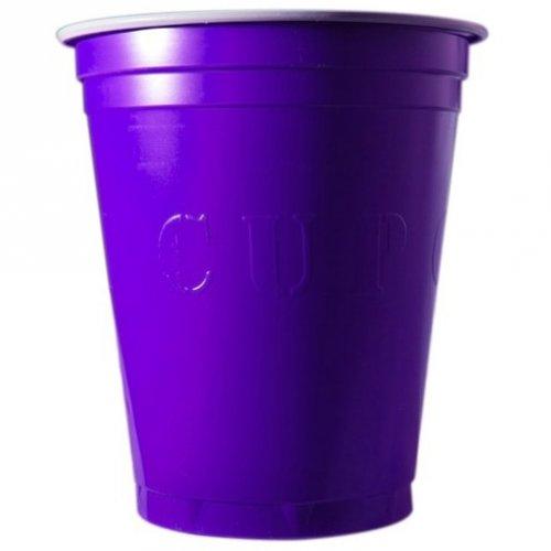 20 Gobelets Big Cup (53 cl) - Violet
