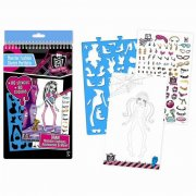 Cahier de styles Monster High