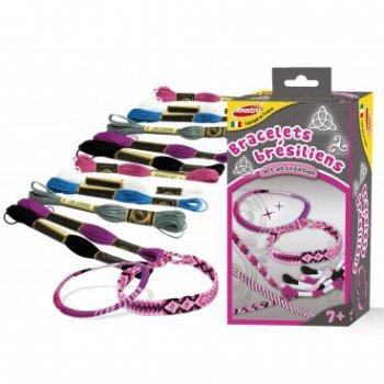 Kit Créatif Bracelets brésiliens