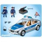 2 Policiers et leur Voiture Playmobil