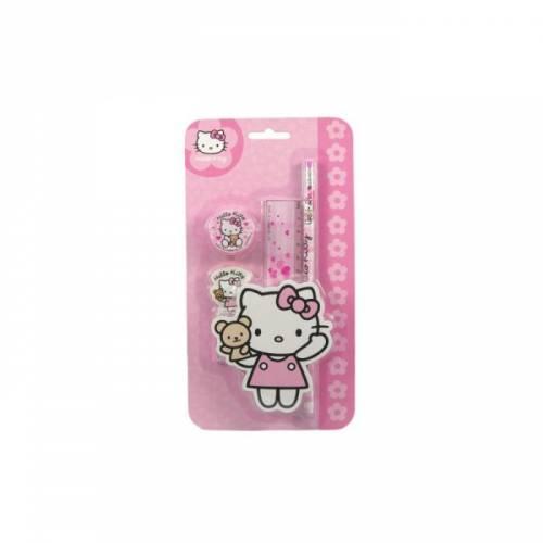 Kit papeterie Hello Kitty