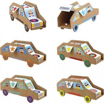 mes voitures en carton pour l 39 anniversaire de votre enfant annikids. Black Bedroom Furniture Sets. Home Design Ideas