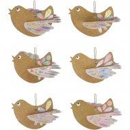 Kit Créatif - Mes Oiseaux