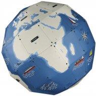 Mon Globe Terrestre 3D à assembler + Stickers