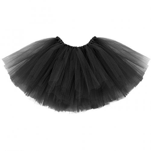 Tutu Noir - Taille unique