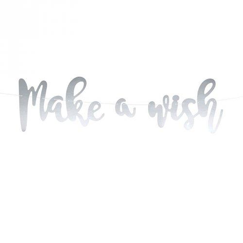 Guirlande Birthday Dream Make a Wish (60 cm)