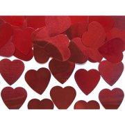 Gros Confettis Coeur (2,5 cm)
