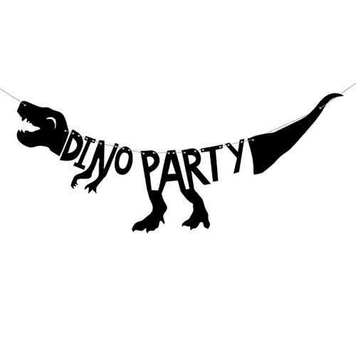 Guirlande Dino Party (90 cm)